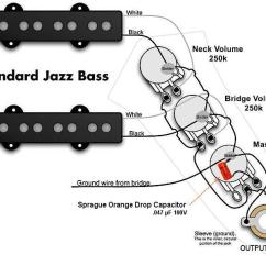 Pj Bass Wiring Diagram Free Ford Giveaway Fender Squier Jazz Upgrade | Soniccapture