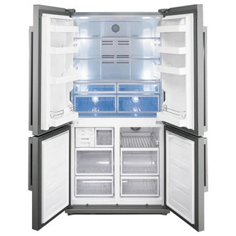 Top 10 cheapest American style fridge freezer prices