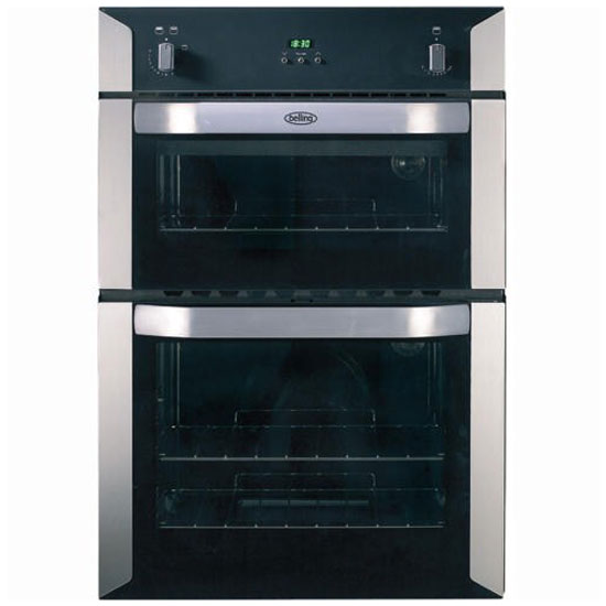 Double Gas Bosch Range Oven