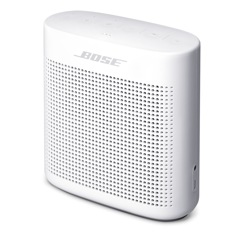 Bose SOUNDLKCIIWH SoundLink Colour Bluetooth Wireless
