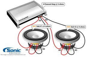 Subwoofer Wiring Diagrams | Sonic Electronix