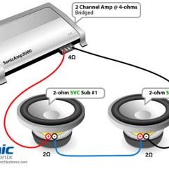 Bridge 2 Subwoofers Wiring Diagram Pir Sensors Infinity Kappa 120.9w 12