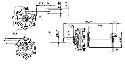 Bosch Water to Air Intercooler Circulation Pump