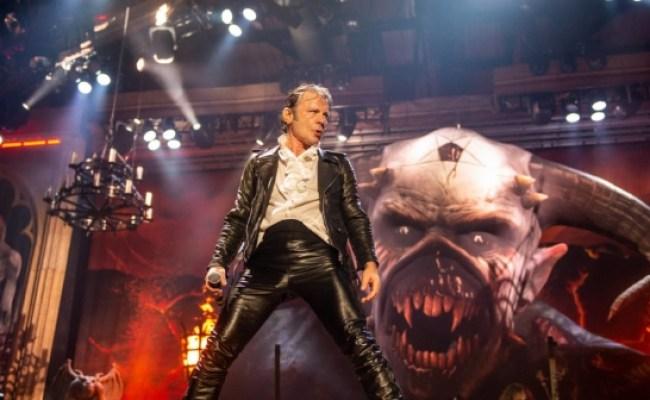Iron Maiden Kicks Off The European Leg Of Their Legacy Of