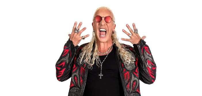 DEE SNIDER Announces Streaming Concert Event on July 29th – Tickets On Sale Now