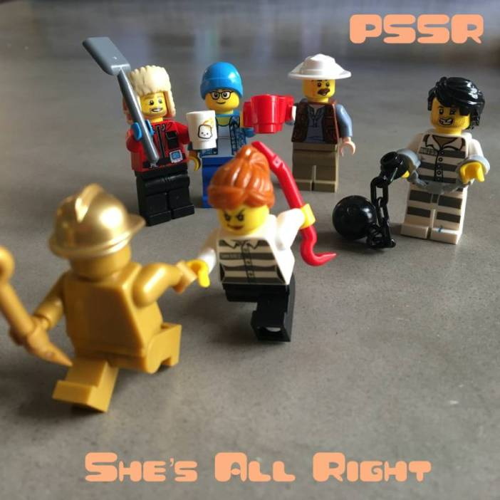 PSSR Featuring GUNS N' ROSES' FRANK FERRER Release New Single and Lyric Video for 'She's All Right'