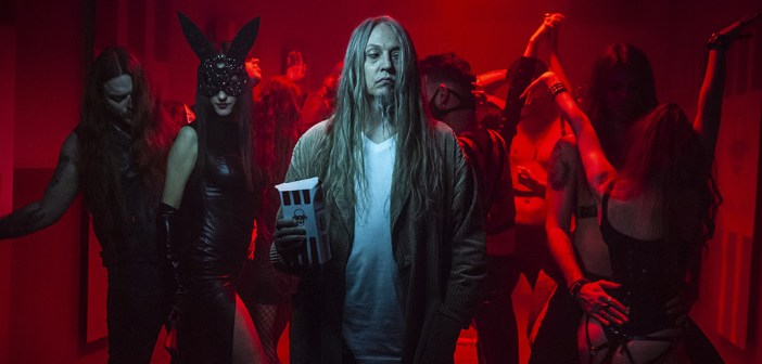 PETER TÄGTGREN's PAIN Releases Music Video For New Single 'Party In My Head'