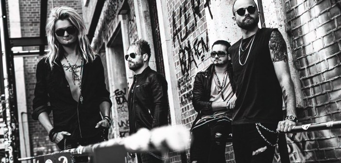 """German Chart-Toppers KISSIN' DYNAMITE Release Second Single """"What Goes Up"""" + New Official Music Video"""