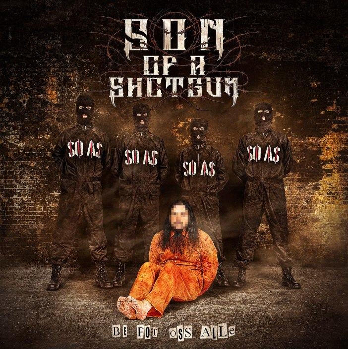 """VIDEO PREMIERE: Southern Death/Grind Metallers SON OF A SHOTGUN Return All Guns Blazing With New Single """"Strike Above The Neck"""""""