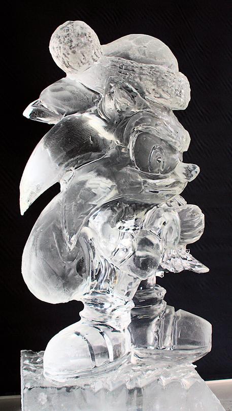 Icy Sonic Figure