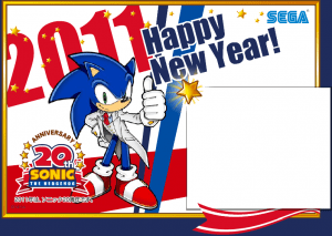 Sonic New year