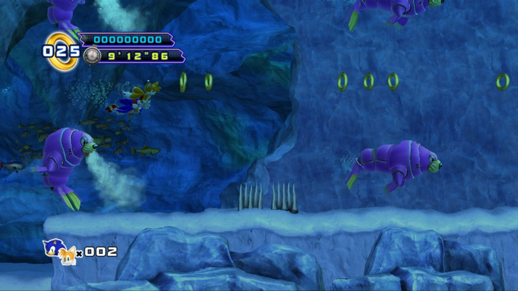 SEGA Europe Sonic 4 Episode 2 Screenshots 6