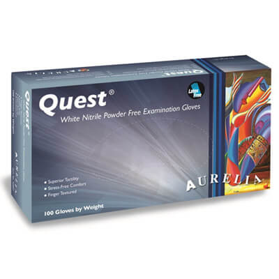 Aurelia Gloves Quest Box