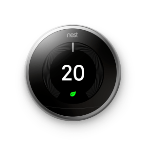 Nest Smart Thermostat – Available in Sonic Systems Toronto and Vancouver Stores