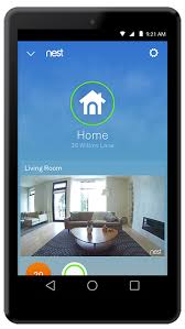 Remote Home Alarm Monitoring on Black Mobile Phone – Lifestyle Image; Alarm Monitoring Available from Sonic Systems in Toronto & Vancouver Canada. Part of the Best Home Security Systems 2018.