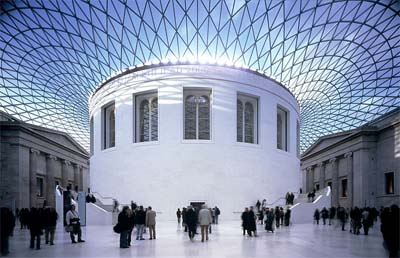Great Court British Museum