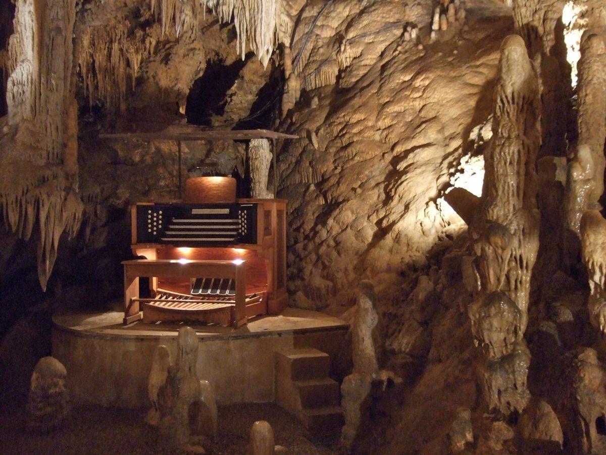 Great Stalacpipe Organ, USA