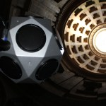 Cupola and test loudspeaker