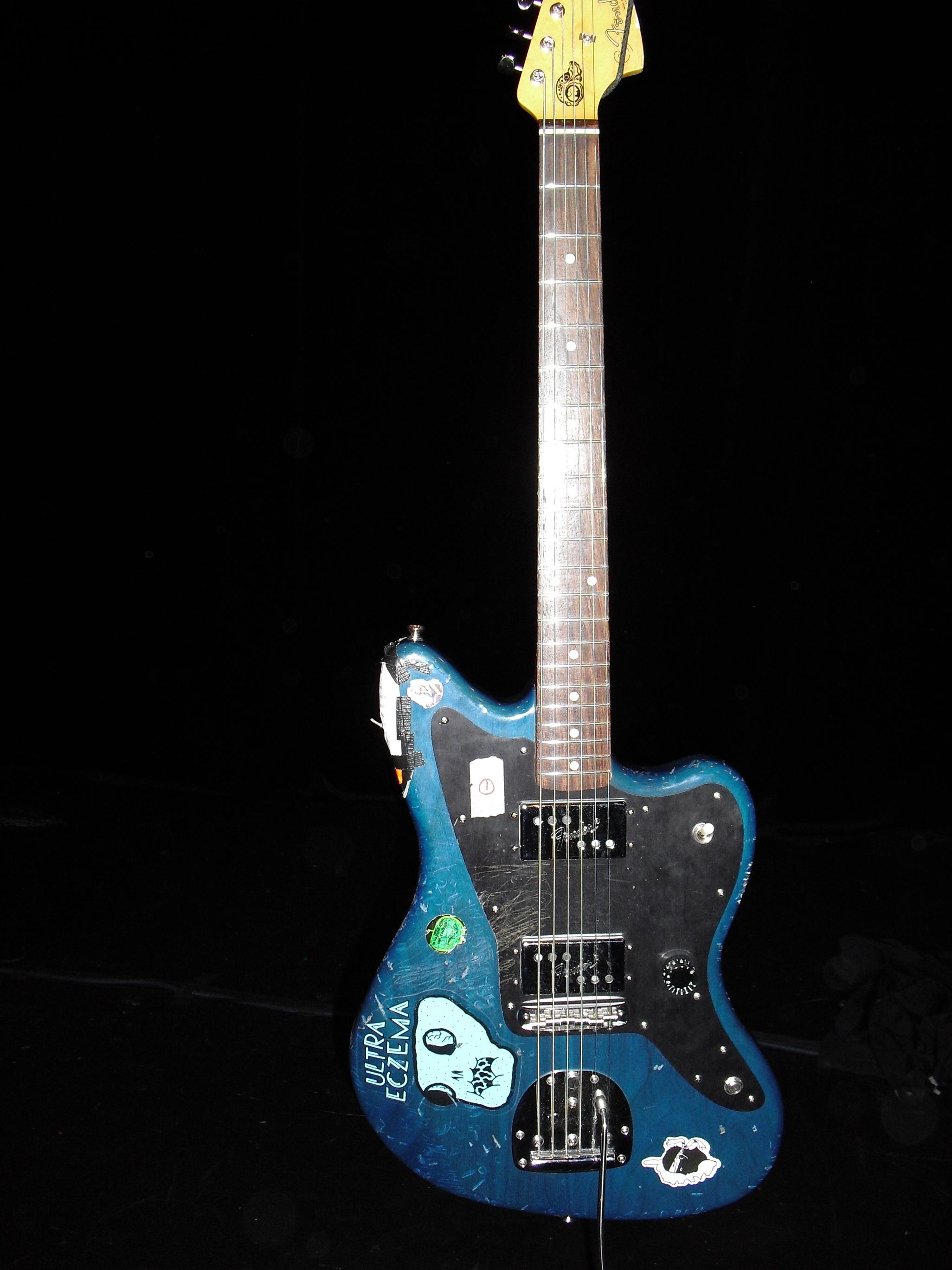Radius Neck Fender Chart