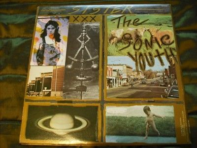 SONICYOUTHCOM DISCOGRAPHY  ALBUM SISTER