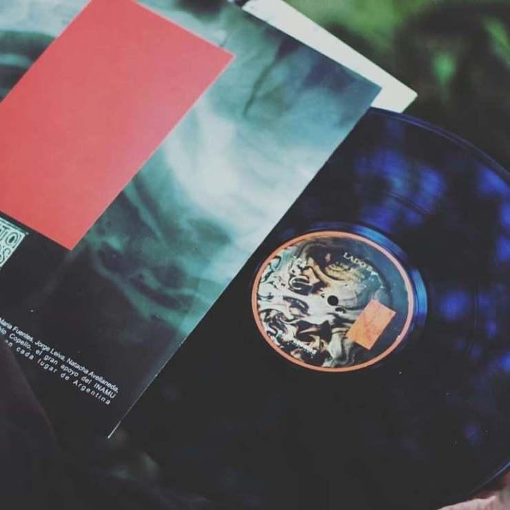 Lp de Ensamble Peripecia Depto Records