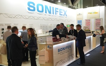 Sonifex stand at IBC 2016