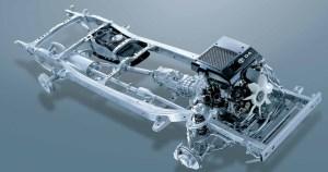D4D Engine of Toyota Hilux Vigo & Toyota Tiger 25 2KD
