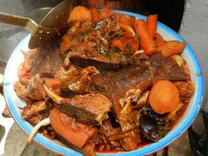 Vido Gastronomie SoninkPlat de cuisine Cuisine et recettes Sonink Maro thieboudieun