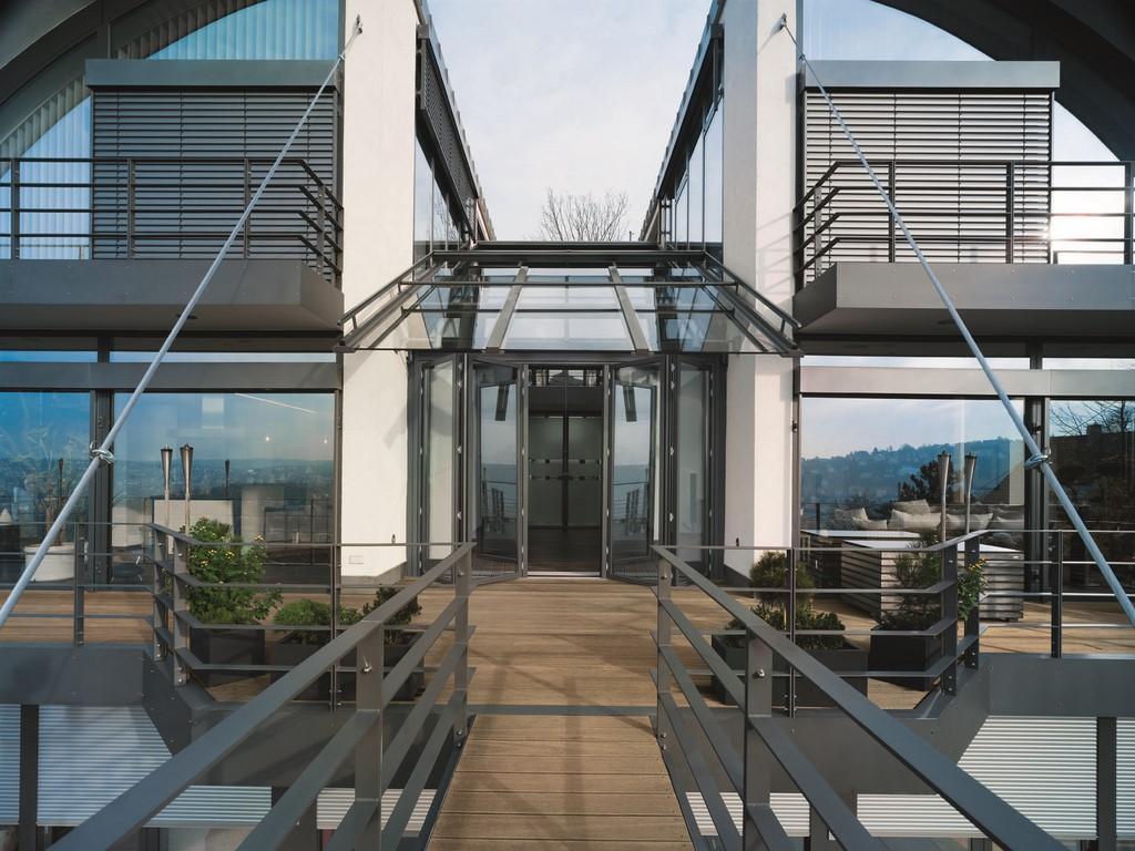 ᐅ Aluminium Glas-Faltwände | Sonne Rundum Gmbh