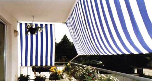 sichtschutz balkon mit sonnensegeln balkonumrandung sichtschutz paravent u edelstahlparavent