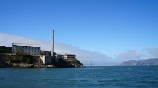 Auf Alcatraz zu...