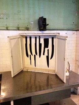 Der berühmte Küchenschrank