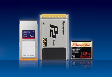 Media Cards