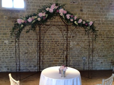 Cowdray Park wedding flowers