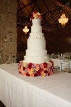 Cake Flowers at Notley Abbey