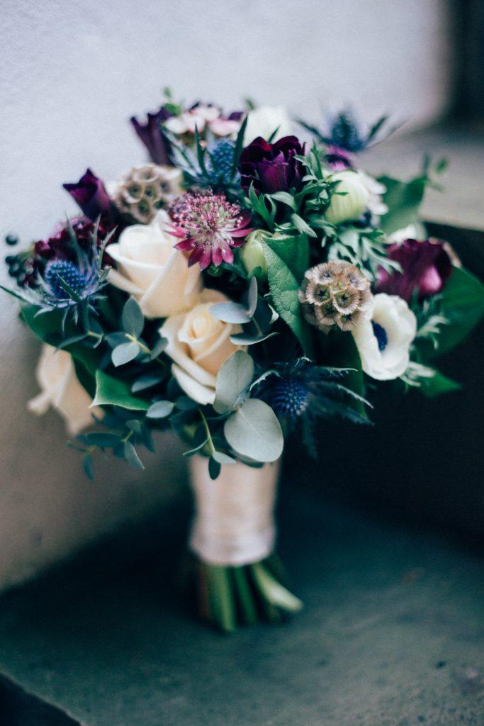Winter Wedding Flowers Sonning Flowers