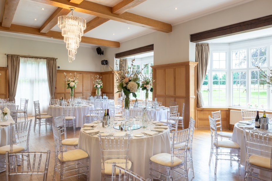 Silchester House Wedding Flowers