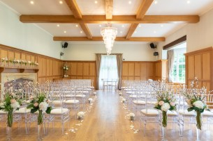 Silchester House Ceremony Flowers