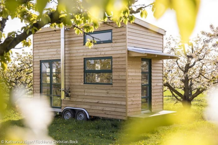 Winzig Wohnen im Tiny House  Sonntagsblatt  360 Grad evangelisch