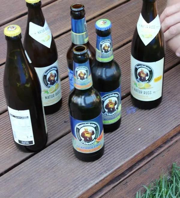 Auszeit mit Franziskaner Natur Russ & Franziskaner Alkoholfrei