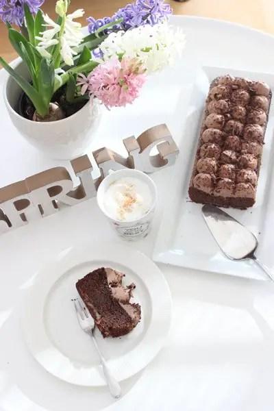 Double Chocolate Cake für alle Schokoladenfans - Low Carb
