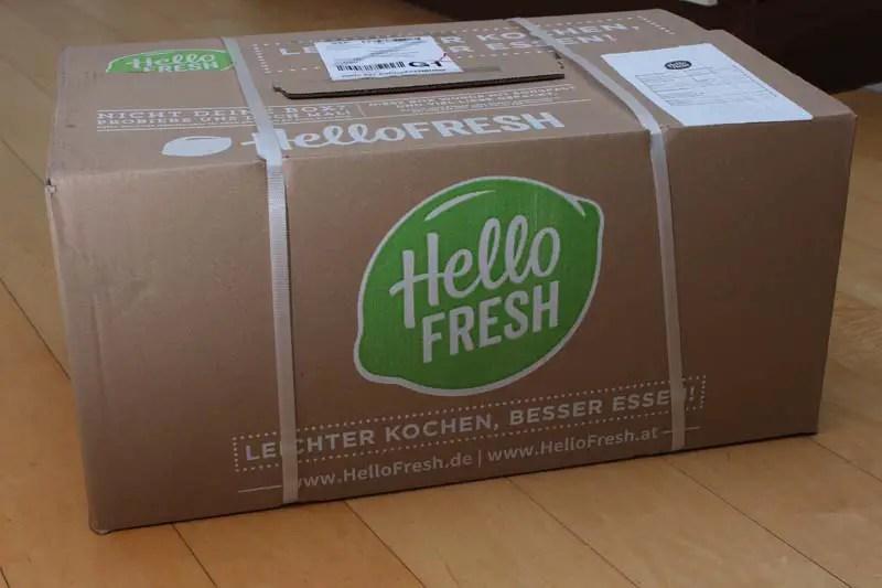 """""""Leichter Genuss"""" mit den Kochboxen von HelloFresh"""