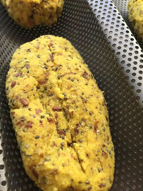 Low Carb-Kurkuma Eiweißbrötchen Rezept – Einfach und Superlecker