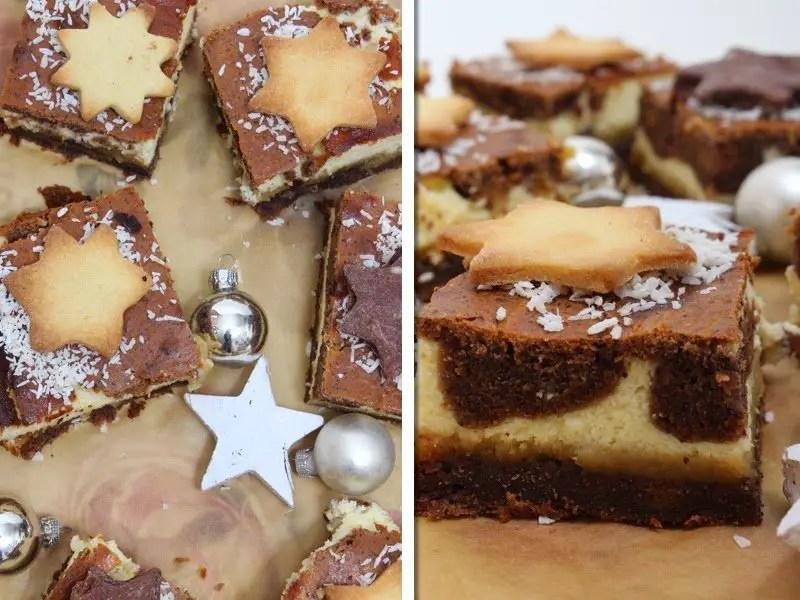 Weihnachtlicher Mohn-Käsekuchen & Dankeschön! Frohe Weihnachten & Happy New Year!