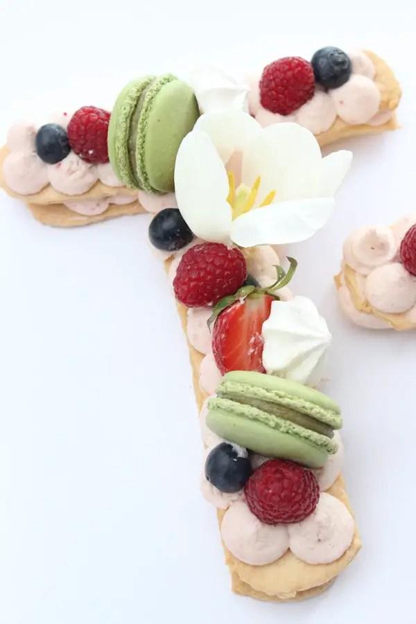 Number Cake & Letter Cake Rezept – Der Kuchentrend 2018 zum Geburtstag