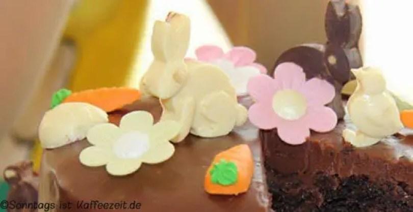 Oster-Schokoladen-Torte Rezept