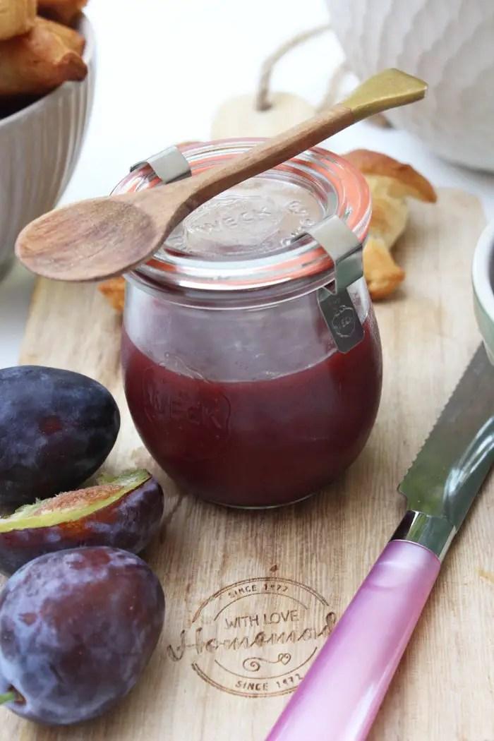 Zwetschgenmarmelade-Rezept