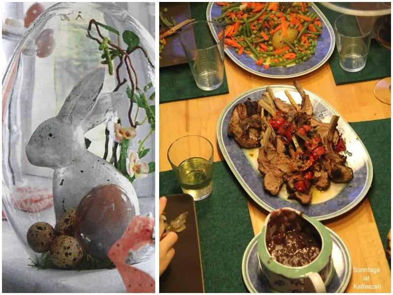 Frühlingslamm Menü Jamie Oliver 30 Minuten zu Ostern