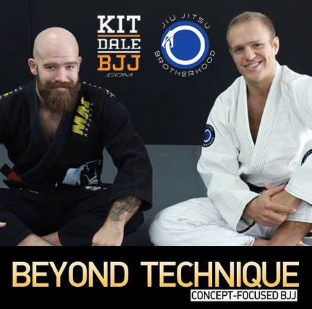 Beyond Technique - Concept Focused BJJ Notes