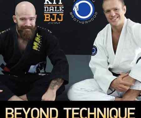 Beyond Technique – Concept Focused BJJ Notes